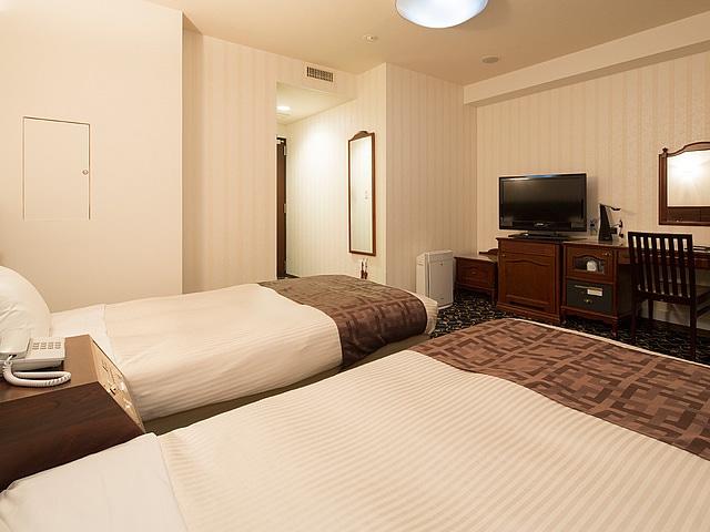 プレミアホテル-CABIN-札幌 ツインルーム