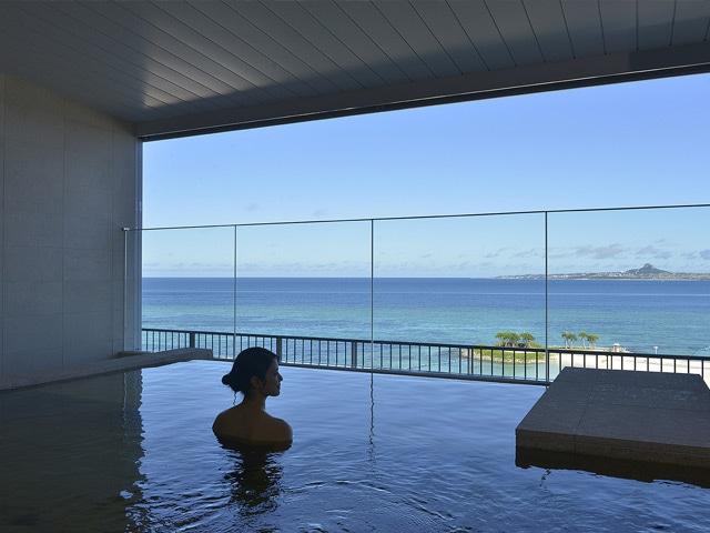 ホテル オリオン モトブ リゾート&スパ ジュラ紀温泉 美ら海の湯