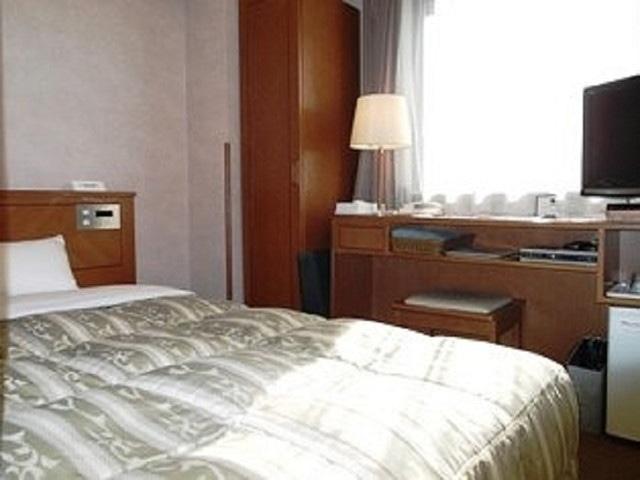 ホテルルートイン旭川駅前一条通 シングルルーム