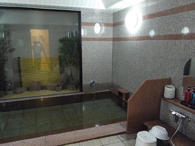 ホテルルートイン旭川駅前一条通 ラジウム人工温泉大浴場「旅人の湯」 女浴