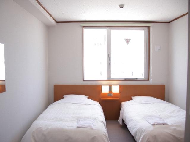 ホテルチューリップ石垣島 ツインルーム(一例) 18㎡