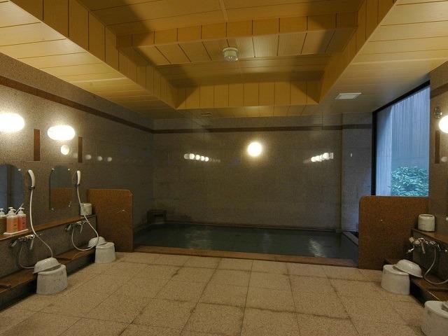 ホテルルートイン釧路駅前 大浴場