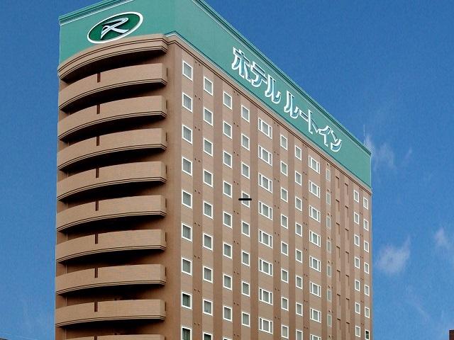 ホテルルートイン釧路駅前 外観