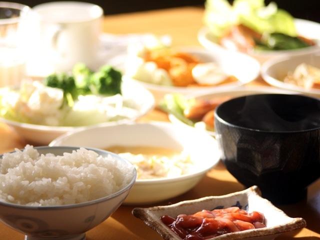 ホテルルートイン釧路駅前 朝食イメージ