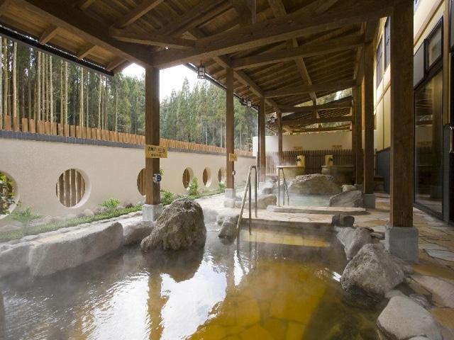 米塚天然温泉 阿蘇リゾートグランヴィリオホテル こもれびの湯