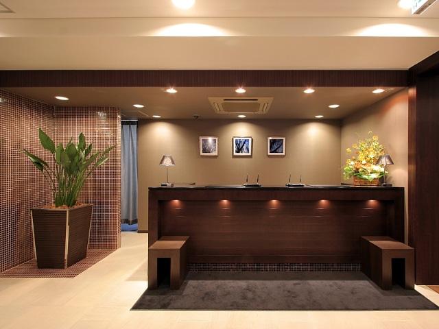 ホテルビスタ熊本空港 フロント