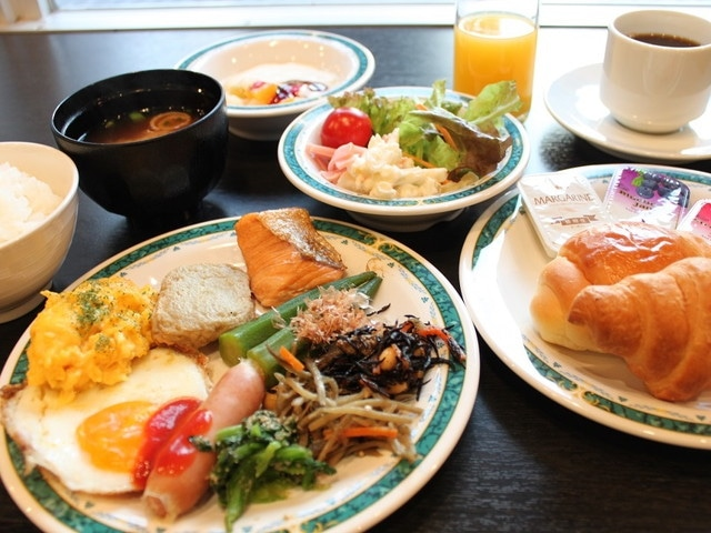 スマイルホテル松山(旧プレミアイン松山) お料理イメージ