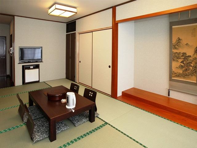 縄文の宿まんてん 和室一例 6畳~