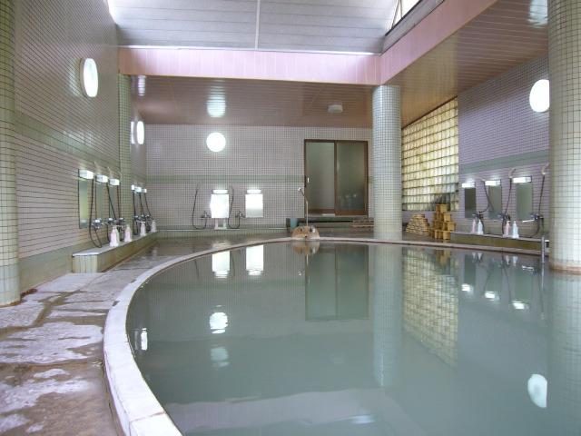 雲仙スカイホテル 大浴場「絹笠の湯」