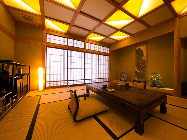 指宿温泉 いぶすき秀水園 和室二間 12.5畳+6畳