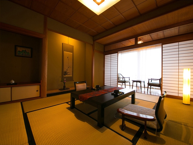 指宿温泉 いぶすき秀水園 和室 10畳