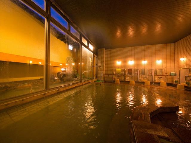 指宿温泉 いぶすき秀水園 大浴場