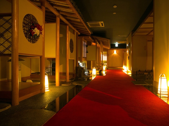 指宿温泉 いぶすき秀水園 お食事処「島津藩」