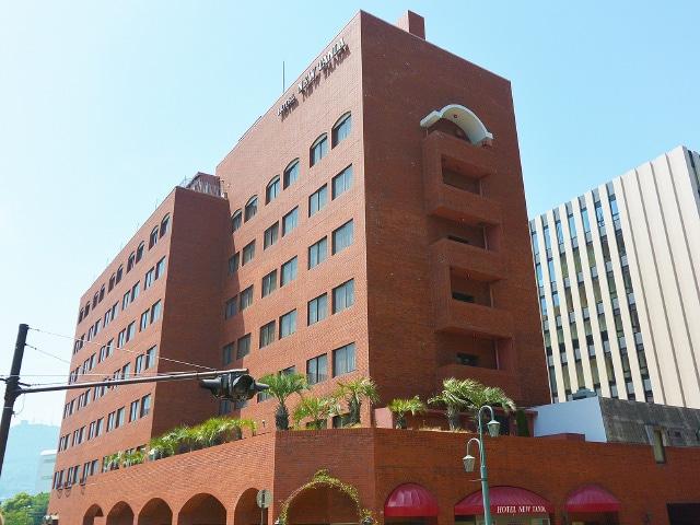 ホテルニュータンダ 外観