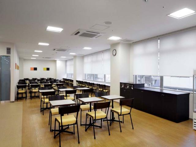 コンフォートホテル小倉 朝食コーナー