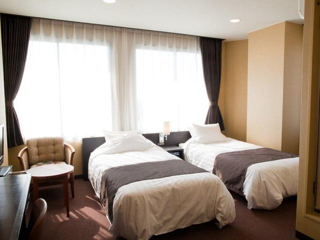 種子島あらきホテル ツインルーム 16㎡~
