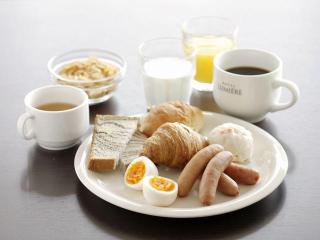 【西葛西】ホテルルミエール西葛西 朝食イメージ