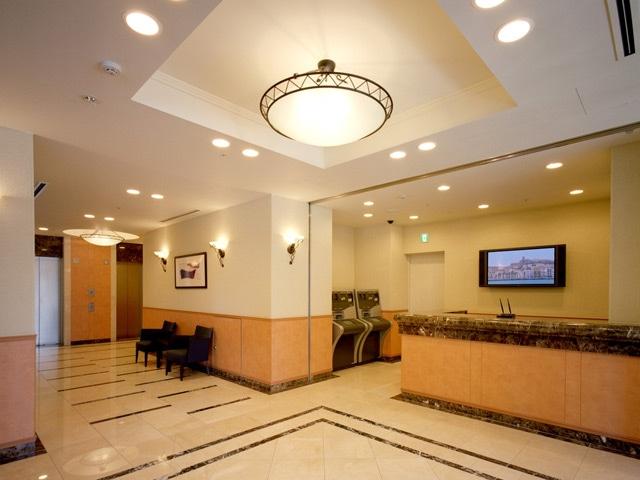 【葛西】ホテルルミエール葛西 フロント