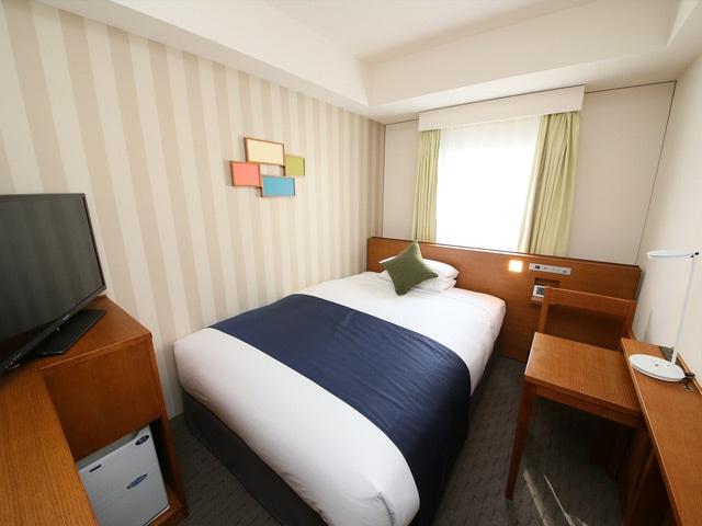 【新宿】新宿ワシントンホテル 本館 シングル客室一例