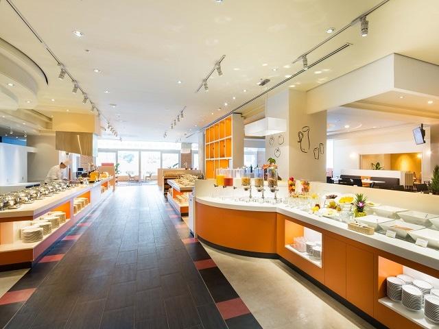 【新浦安】オリエンタルホテル東京ベイ 洋食レストラン「グランサンク」