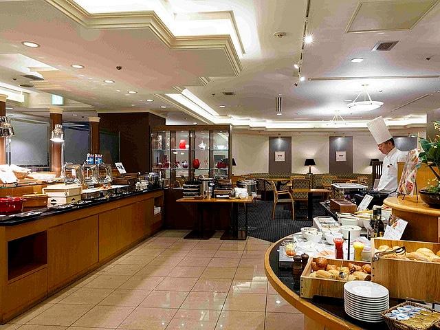 【大森】大森東急REIホテル レストラン朝食