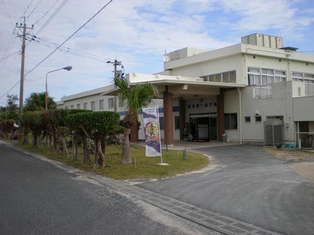 喜界第一ホテル 外観