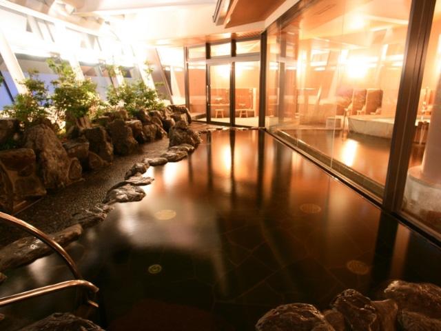 シティプラザ大阪 大浴場 露天風呂