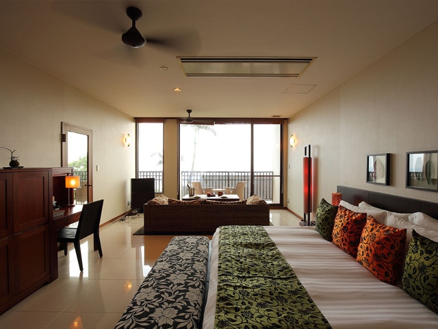 sankara hotel&spa屋久島 サンカラジュニアスイート 71㎡
