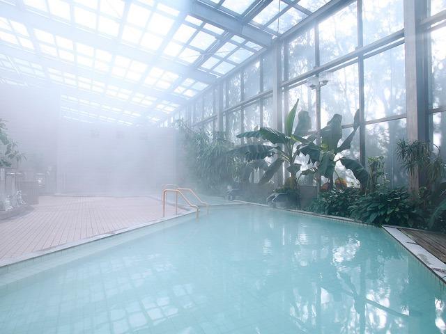 霧島温泉 ホテル霧島キャッスル 大浴場