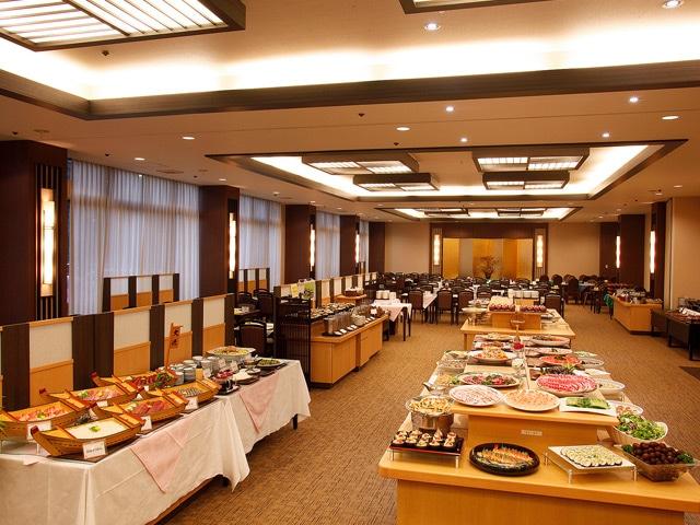 霧島温泉 ホテル霧島キャッスル レストラン