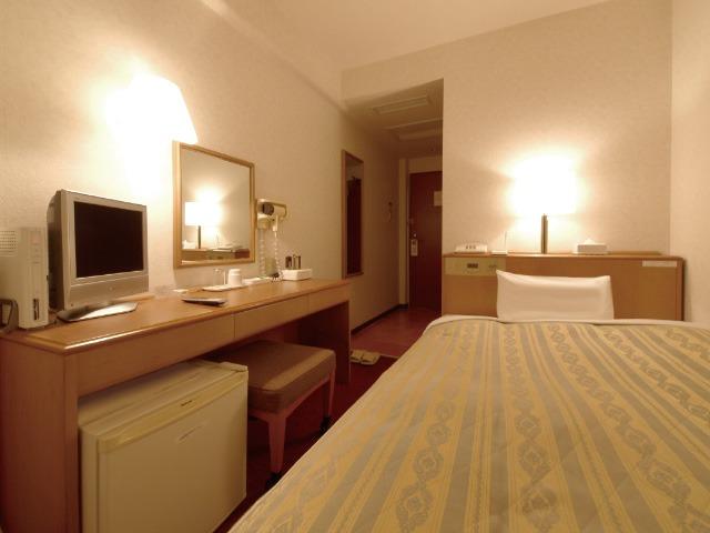 高知パレスホテル シングルルーム 12㎡
