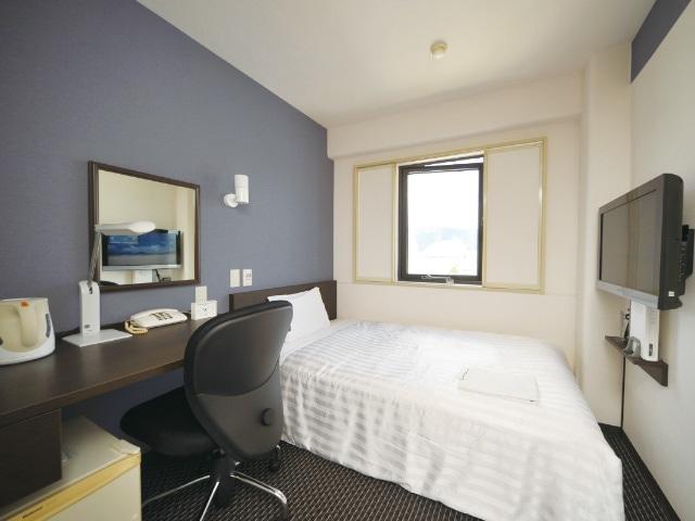 高知パレスホテル シングルルーム ~ビジネスタイプルーム~