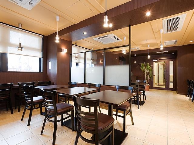 ティアラホテル札幌すすきの レストラン