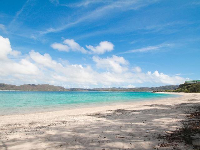 ネイティブシー奄美 アダンオンザビーチ ビーチ