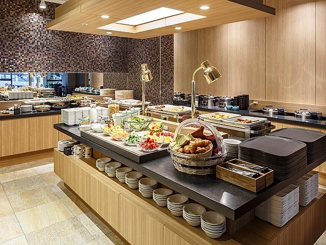 ホテルビスタ仙台 朝食イメージ