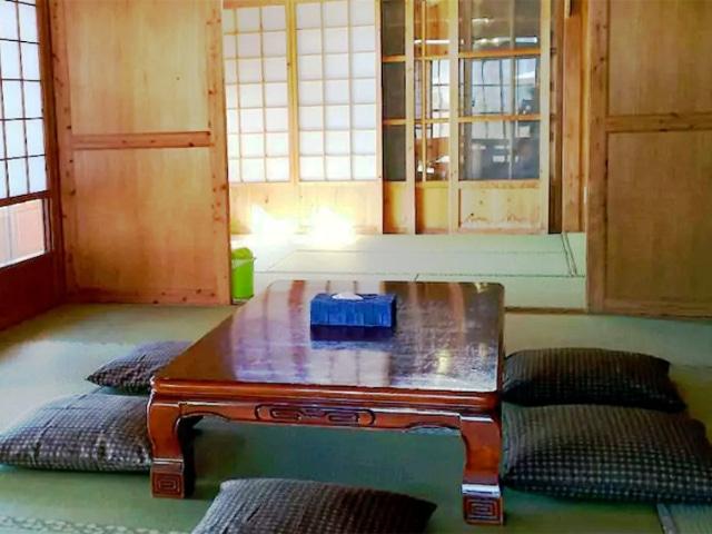伝統的民家 シビランカ■ 居間
