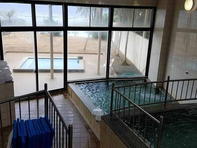 ホテルサンセットリゾート 大浴場