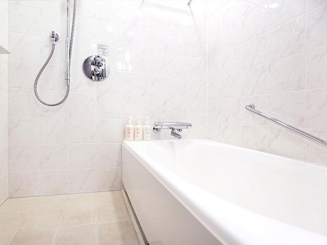 ザ ロイヤルパークホテル 福岡 バスルーム