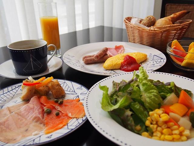 ザ ロイヤルパークホテル 福岡 朝食イメージ