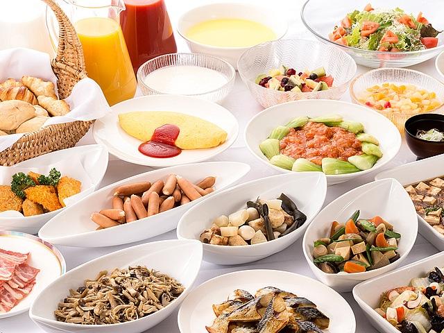 ホテルロイヤル盛岡 朝食