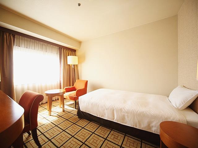 ホテルキャッスル シングルルーム 14㎡~