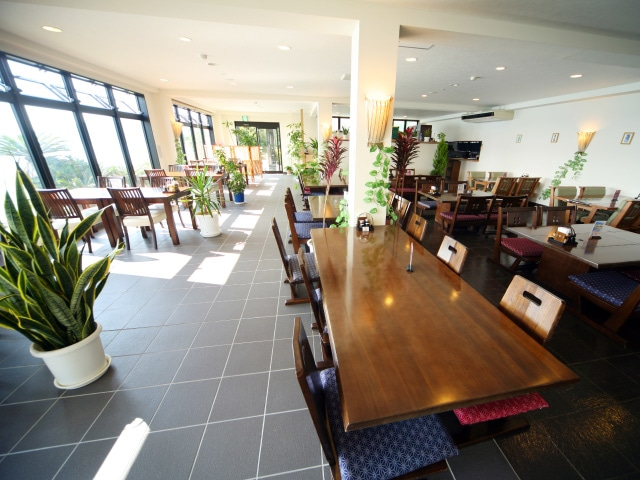 プチリゾート ネイティブシー奄美 レストラン「forest」