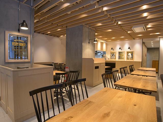 ホテルリリーフ札幌すすきの カフェ VERY FANCY(ベリーファンシー)