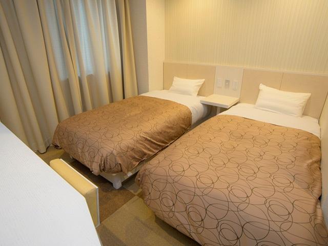 ホテルリリーフ札幌すすきの ツイン