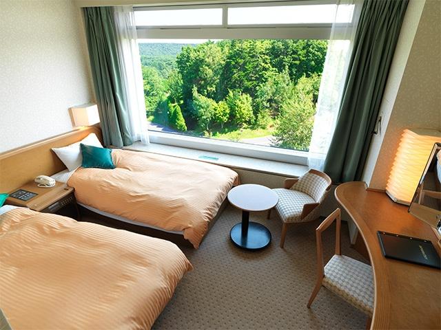 札幌北広島クラッセホテル スマートツインルーム
