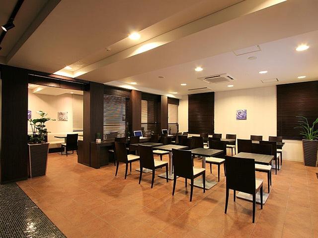 ホテルビスタ熊本空港 レストラン・朝食会場