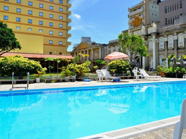 パシフィックホテル沖縄 ガーデンプール