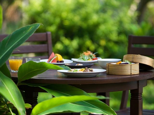 ココ ガーデンリゾート オキナワ 食事イメージ