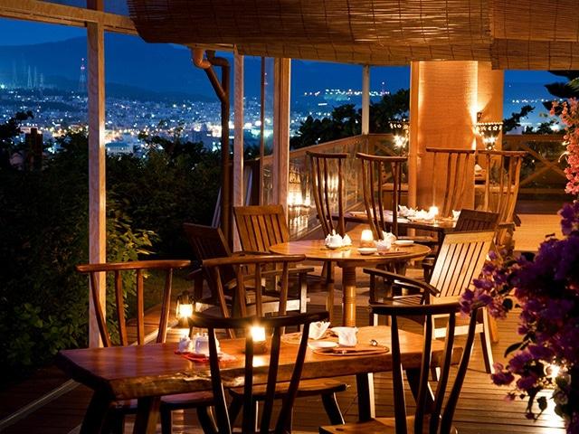 ココ ガーデンリゾート オキナワ レストラン「マカンマカン」