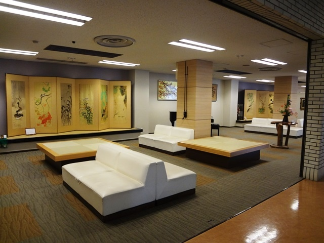 阿蘇の司ビラパークホテル&スパリゾート ロビー